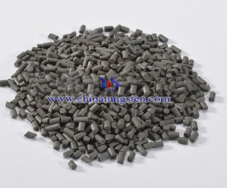 Polymer Tungsten Granule Photo